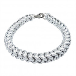 Braided 7 MM bracelet with...