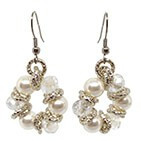Pearl Women Earrings | ParticolarModa | Free shipping